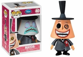 Funko POP! Disney Series 4 Vinyl Figure Mayor [Nightmare Before Christmas]