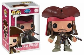 Funko POP! Disney Series 4 Vinyl Figure Jack Sparrow [Pirates of the Caribbean]