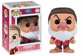Funko POP! Disney Series 4 Vinyl Figure Grumpy [Snow White]