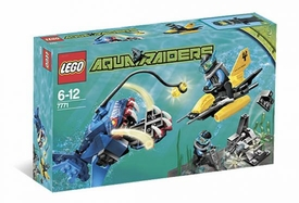 LEGO Aqua Raiders Set #7771 Angler Ambush
