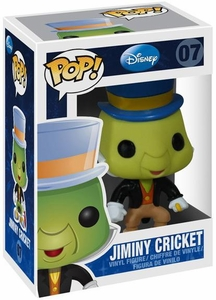 Funko POP! Disney Series 1 Vinyl Figure Jiminy Cricket  [Pinocchio]