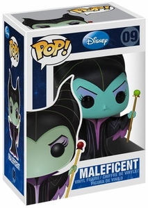Funko POP! Disney Series 1 Vinyl Figure Maleficent  [Sleeping Beauty] New!