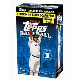 Topps MLB Series 1 Blaster Box
