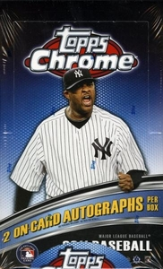 Topps MLB Baseball 2011 Chrome Hobby Box [24 Packs]