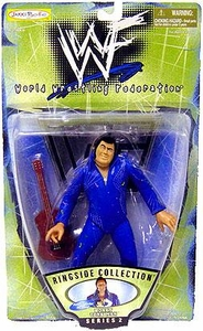 WWF Ringside Collection Action Figure Series 2 Honky Tonk Man