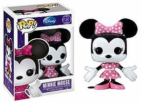 Funko POP! Disney Series 2 Vinyl Figure Minnie Mouse