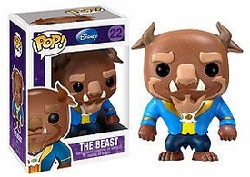 Funko POP! Disney Series 2 Vinyl Figure Beast [Beauty & The Beast] Pre-Order ships May