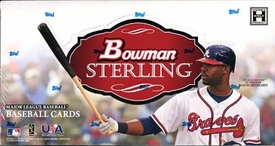 Bowman 2010 Sterling Baseball Hobby Box