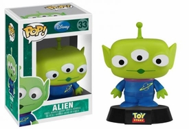 Funko POP! Disney Series 3 Vinyl Figure Alien [Toy Story] Pre-Order ships August
