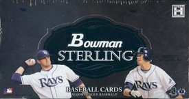 Bowman 2008 Sterling Baseball Hobby Box