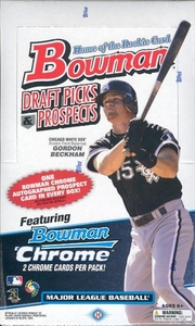 Bowman Hobby Box 2009 Drafts & Prospects