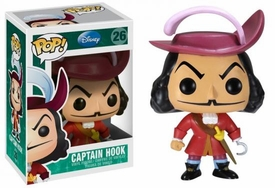 Funko POP! Disney Series 3 Vinyl Figure Captain Hook [Peter Pan]