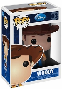 Funko POP! Disney Series 2 Vinyl Figure Woody [Toy Story]
