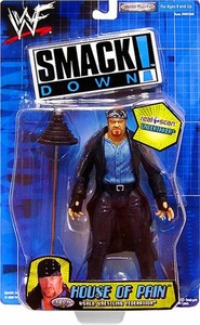 WWE Wrestling Smack Down House of Pain Action Figure Undertaker