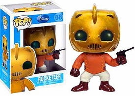 Funko POP! Disney Series 5 Vinyl Figure The Rocketeer