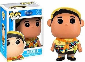 Funko POP! Disney Series 5 Vinyl Figure Russel [Up]