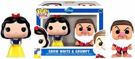 Funko POP! Disney Mini Figure 2-Pack Snow White & Grumpy