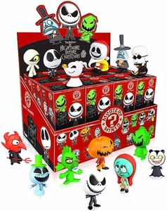 Funko Nightmare Before Christmas Mini Vinyl Figure Mystery Box [24 Packs]