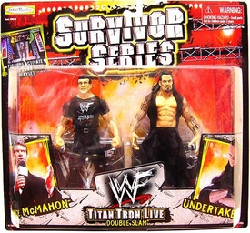 WWE Wrestling Survivor Series 2-Pack Vince Vs Undertaker