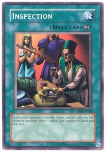 YuGiOh Pharaoh's Servant Single Card Common PSV-038 Inspection