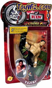 WWE Wrestling Unchained Fury Action Figure Tajiri
