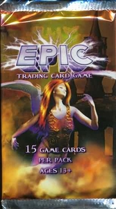 EPIC Trading Card Game Series 1 Booster Pack [15 Cards]