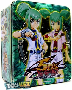 YuGiOh 5D's 2009 Exclusive Collector Tin Set Leo & Luna [Earthbound Immortal Chacu Challhua]