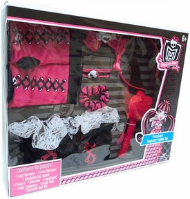 Monster High Draculaura Fangtastic Fashion Set