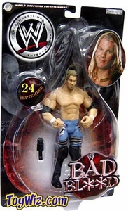 WWE Jakks Pacific Wrestling Bad Blood Pay Per View Action Figure Chris Jericho