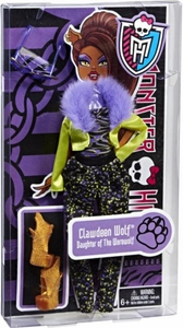 Monster High Fashion Set Clawdeen Wolf