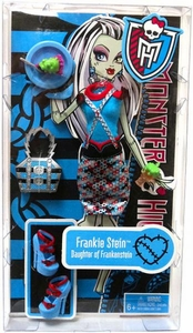 Monster High Fashion Set Frankie Stein