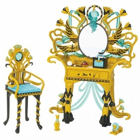 Monster High Furniture Cleo de Nile's Vanity
