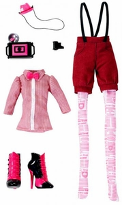 Monster High Newspaper Club Fashion Pack Draculaura