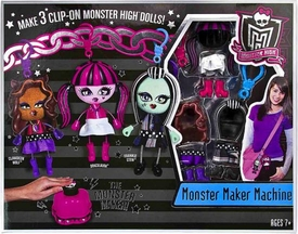 Monster High Playset Monster Maker Machine