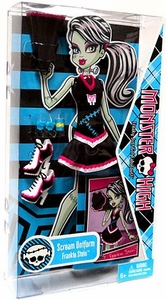 Monster High Scream Uniform Frankie Stein