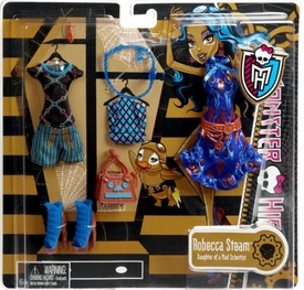 Monster High Deluxe Fashion Pack Robecca Steam