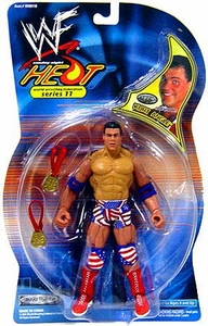 WWF Wrestling Sunday Night Heat Series 11 Action Figure Kurt Angle