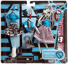 Monster High Deluxe Fashion Pack Frankie Stein