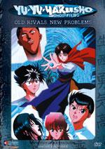 Yu Yu Hakusho DVD Volume 24 CHAPTER BLACK - Old Rivals, New Problems (Uncut)