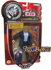 WWE Wrestling Unchained Fury Action Figure Ring Rage Ric Flair