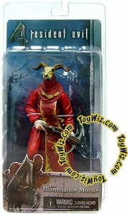 NECA Resident Evil 4 Series 2 Action Figure Red Zealot Leader