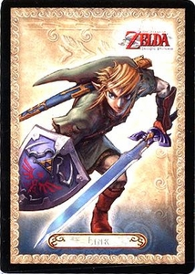 Legend of Zelda Twilight Princess Set of all 50 Trading Cards [+ Bonus!]