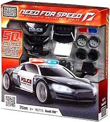 Need For Speed Mega Bloks Set #95713 Audi R8