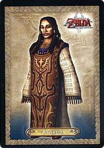 Legend of Zelda Twilight Princess Trading Card #13 Renado