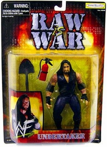 WWE Jakks Pacific Wrestling Action Figure Raw is War Undertaker