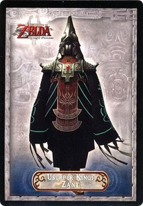 Legend of Zelda Twilight Princess Trading Card #24 Usurper King: Zant