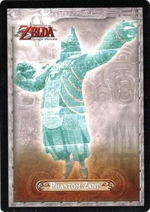 Legend of Zelda Twilight Princess Trading Card #26 Phantom Zant