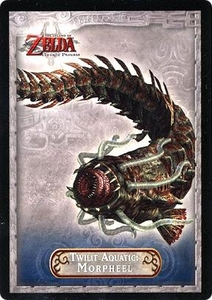 Legend of Zelda Twilight Princess Trading Card #29 Twilit Aquatic: Morpheel