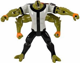 Ben 10 LOOSE 4 Inch Action Figure HAYWIRE Four Arms