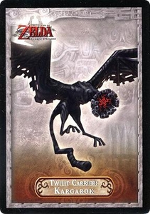 Legend of Zelda Twilight Princess Trading Card #32 Twilit Carrier: Kargarok